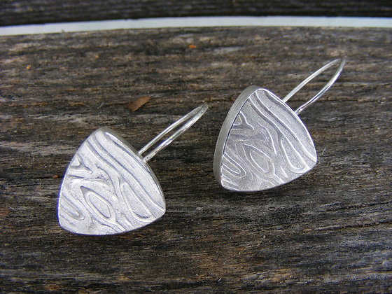 Sand Dunes Drop Earrings