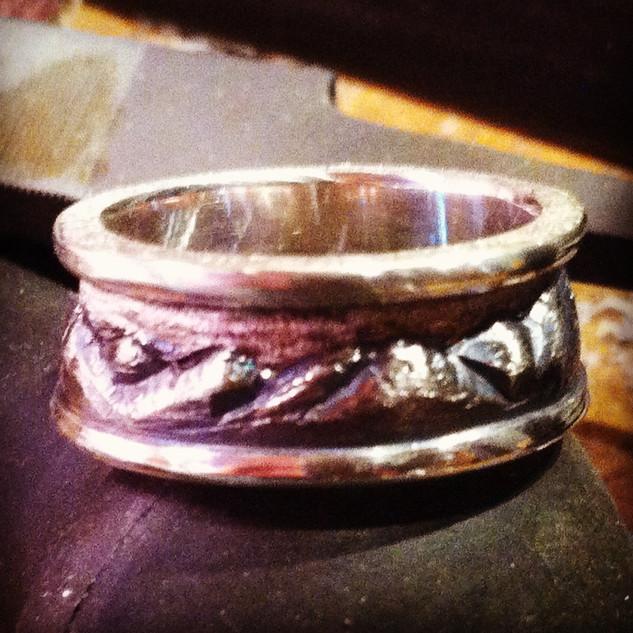 Mountian Man Ring