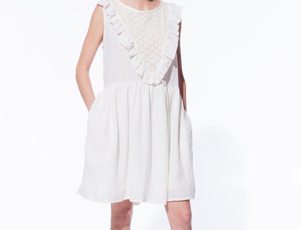 Robe White Pearl