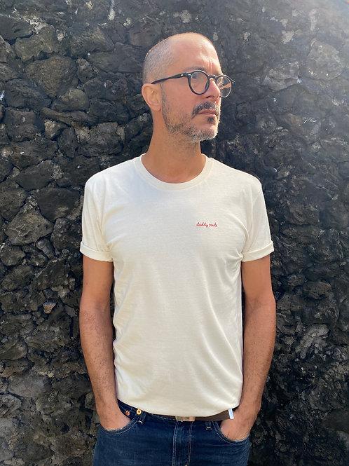 T-shirt Daddy Poule