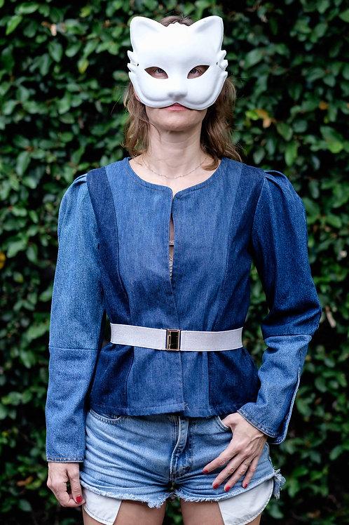 Veste Isa Blue Jean XS