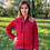 Thumbnail: Veste zippée chinée 345g MIRABEL
