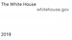 Official White House Response 18 Novembe