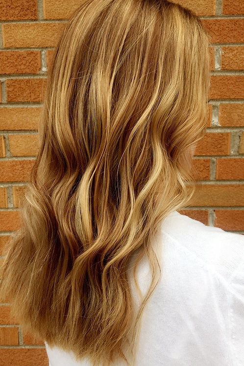 Balayage, Ombre, Sombre