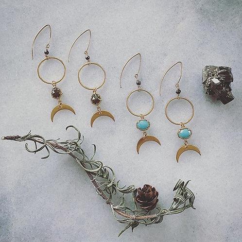Aega Earrings