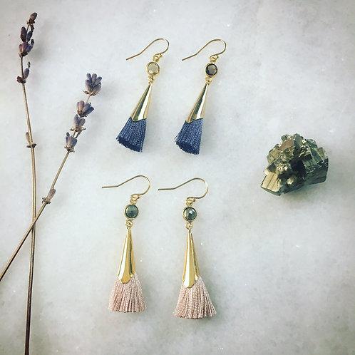 Elara Earrings