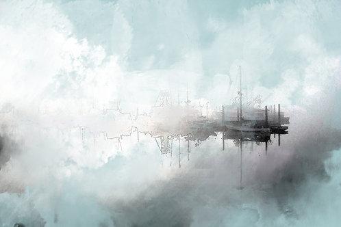 Fog on Tongass Basin