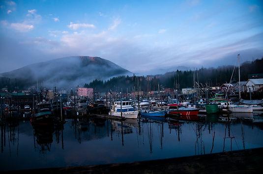 Bar Harbor Ketchikan Alaska