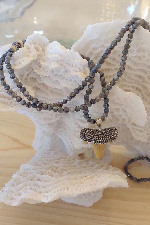 Mama Shark Necklace