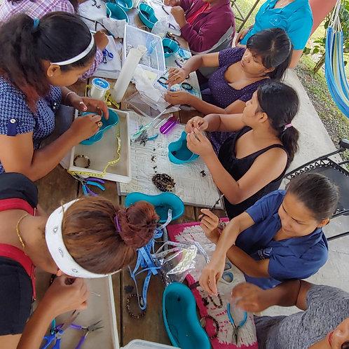 Community Outreach Program Bracelets