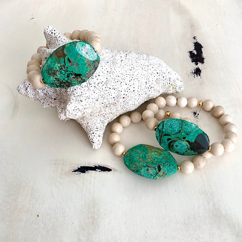 More Than Sand and Sea Bracelet