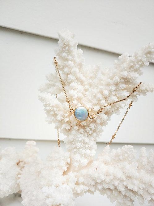Pearl Shortie Necklace
