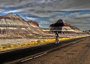 Rider in TeePees.jpg