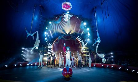 Circus Medrano Israel 2020