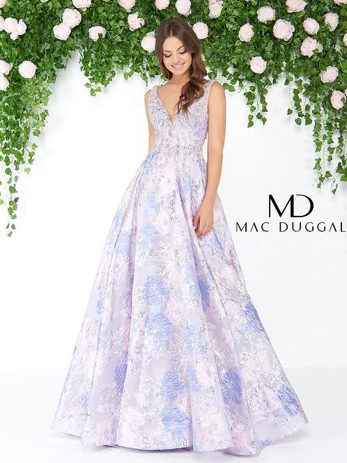 Mac Duggal 79176 Lilac Blush Size 12