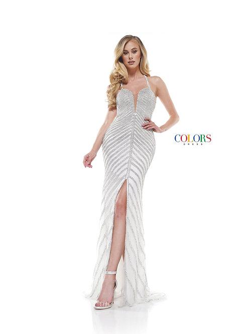 Colors 2321 White Size 6