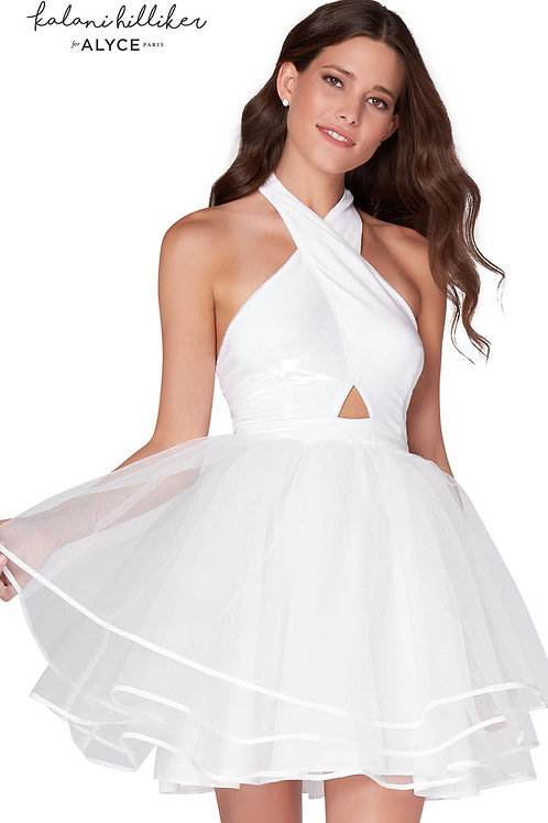 Alyce 331002 White Size 8