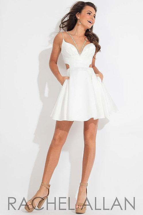 Rachel Allan L1114 White Size 6