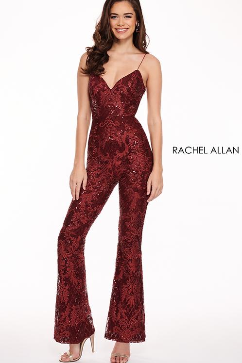 Rachel Allan 4625 Marsala Size 10