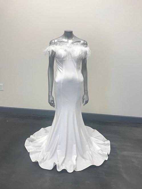 Alyce 60744 White Size 2