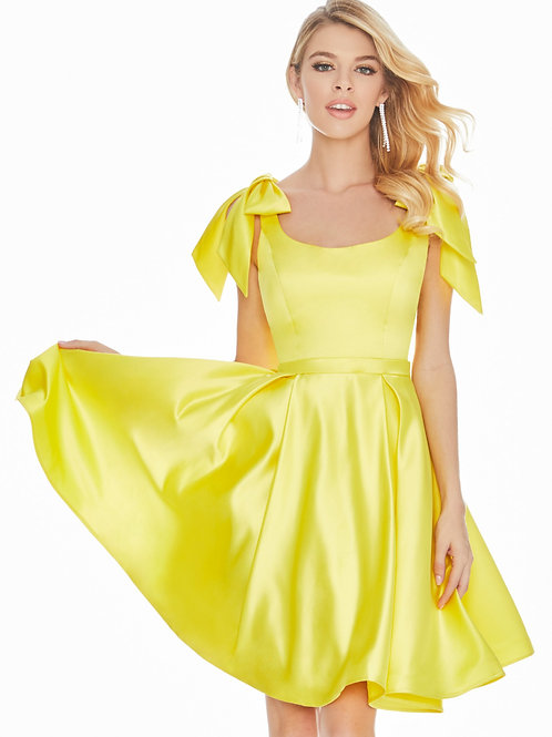 Ashley Lauren 4072 Yellow size 4