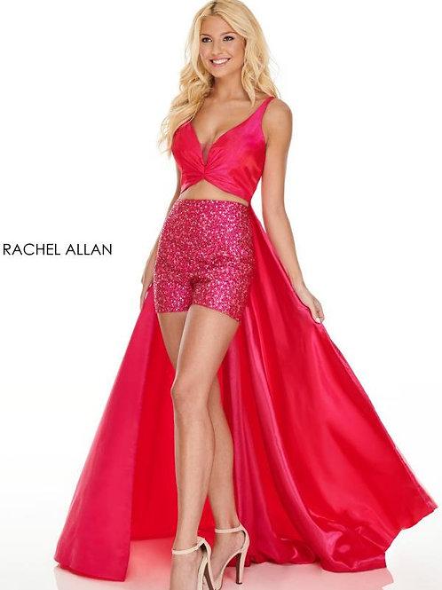 Rachel Allan 7059 Magenta Size 2