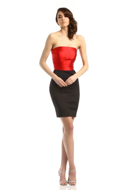 Johnathan Kayne 6109 Red/Black Size 2