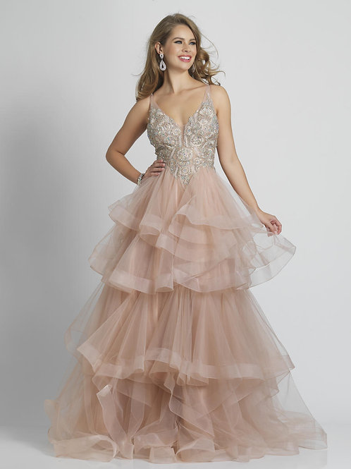 Dave & Johnny A8902 Rose Pink size 2