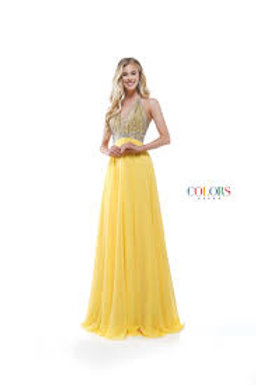 Colors 2262 Yellow Size 10
