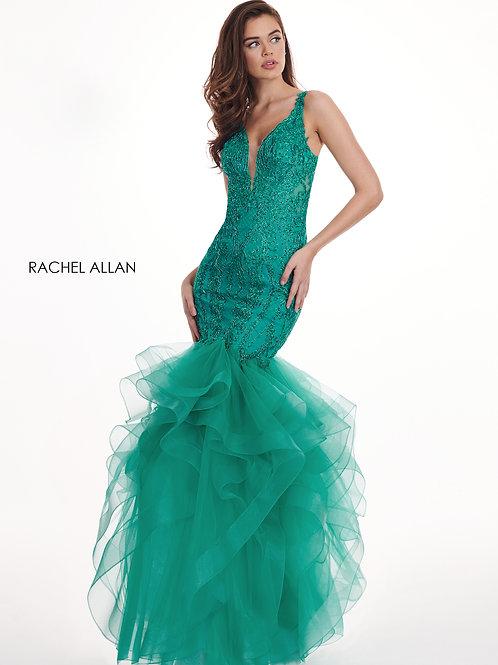 Rachel Allan 6465 Jade Size 12