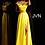 Thumbnail: Jovani JVN67752 Yellow Size 10