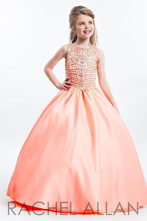 Rachel Allan 1638 Coral Size 6