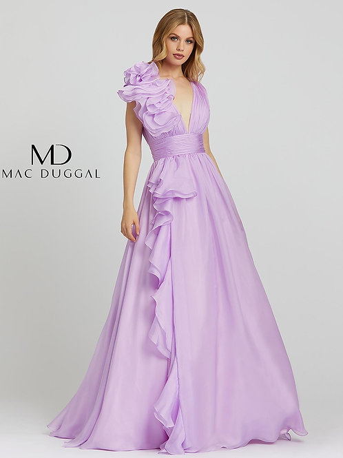 Mac Duggal 48856 Orchid Size 2