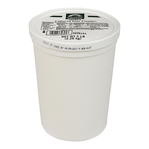 Sour Cream (5 pounds)