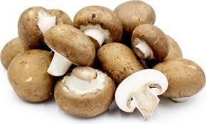 Fresh Crimini Mushrooms (5lbs)