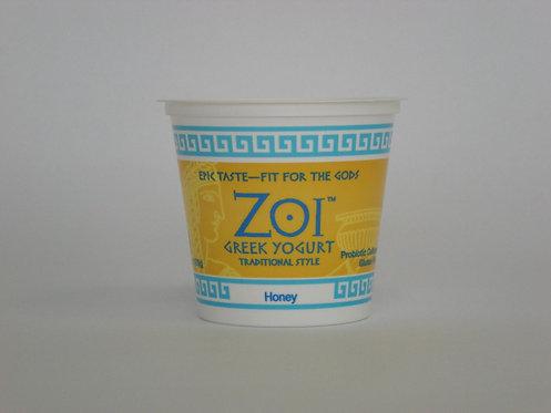Zoi Greek Honey Yogurt