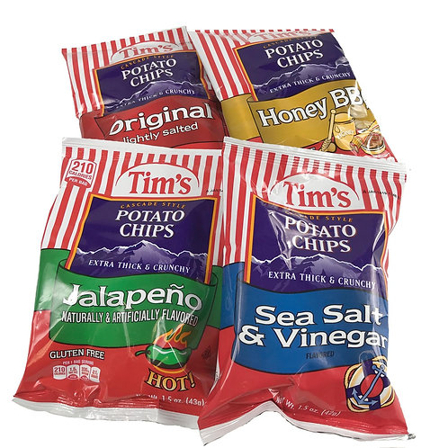 Chip Potato Variety Pack
