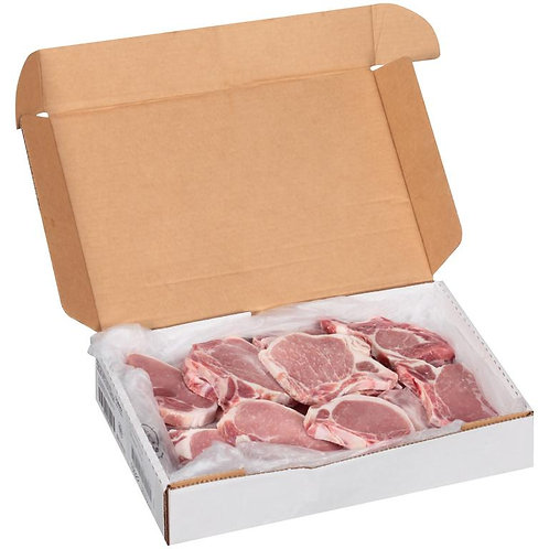 Pork Chop Center-Cut Bone-In Extra Tender Frozen