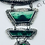 Thumbnail: Green Garnet Necklace