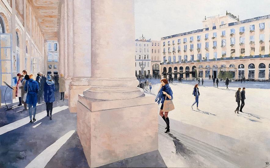 """M. Boulanger, """"Le grand Hôtel"""""""