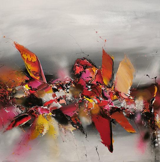 """F. Boutet, 'Evasion Abstraite 129"""""""
