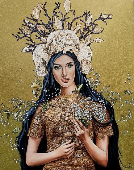 "VALLIO, ""Lady Foliage"""