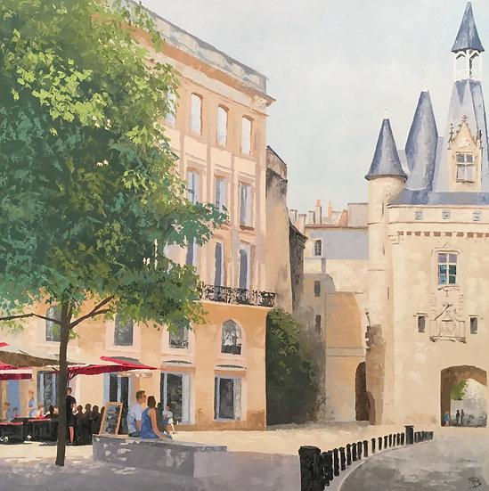 """M. Boulanger, """"La porte Cailhau"""