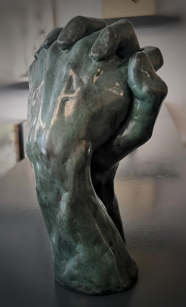 Sculpture A.Joli