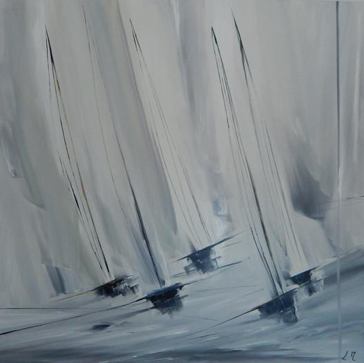 Oeuvre unique de L. Massou