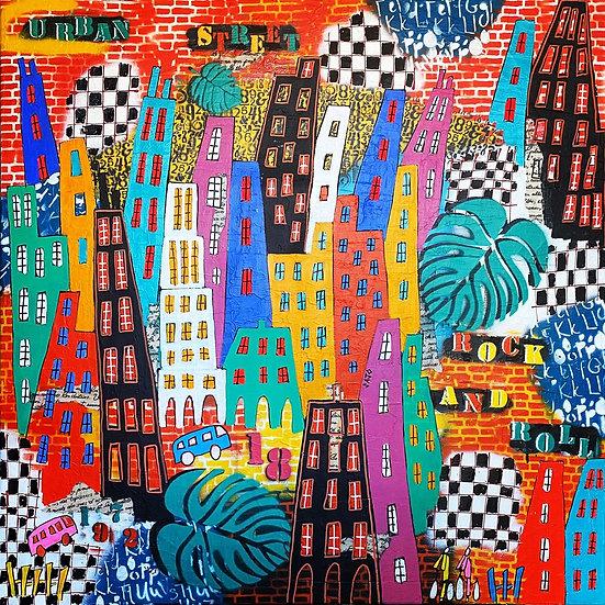 "SAJO, ""Urban Street"""