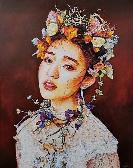 "VALLIO, ""Lady Flowers"""