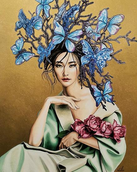 """VALLIO, """"Lady Butterfly"""""""