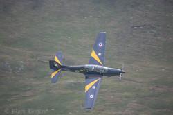 022 RAF Tucano