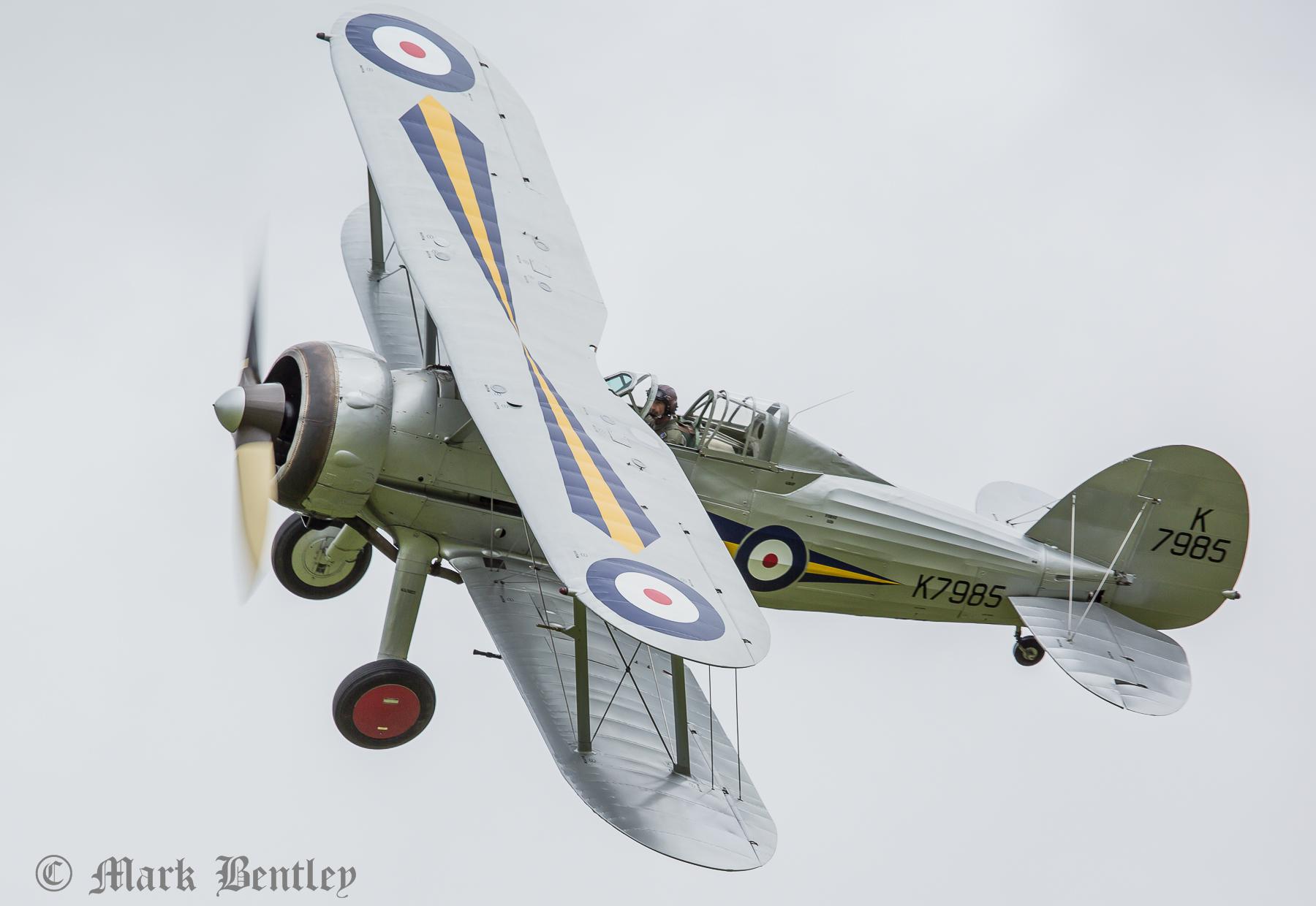 C005 Gloster Gladiator